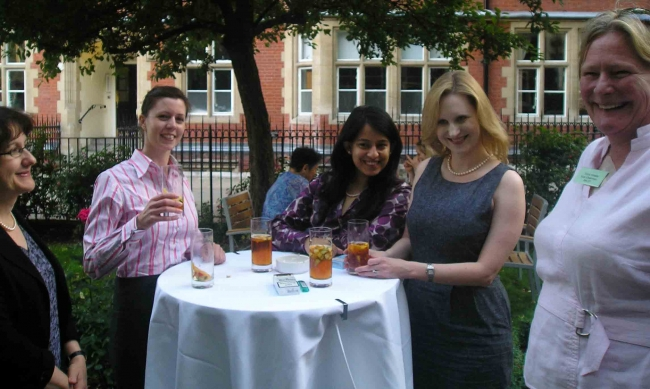 Garden Party at Middle Temple